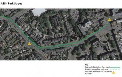 Proposal Park Street