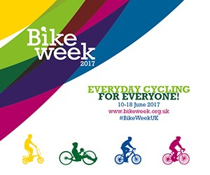 National bike week 2017