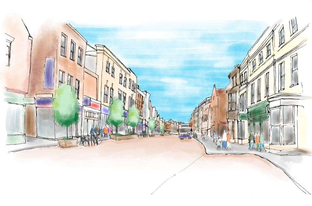 Have your say about East Street