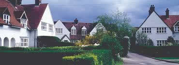 Letchworth Garden City is the first garden city in the UK