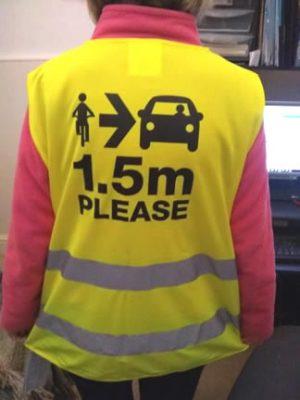Our safe pass vest