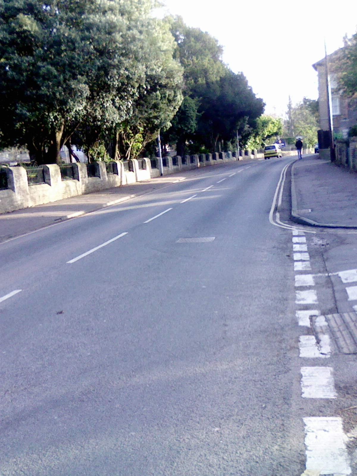 Hotspot: South Road
