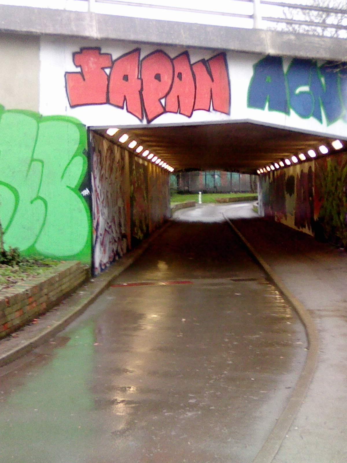 Hotspot: subway-leycroft-rd