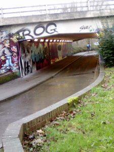 Hotspot: subway-obridge